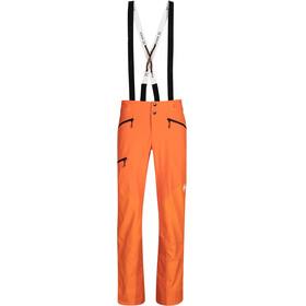 Mammut Eisfeld Guide Pantalon So Homme, orange